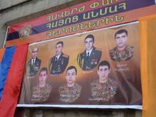 Կրկին հավերժացվեց Գյումրու հերոսների հիշատակը