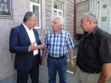 Համագործակցությունը Շիրակի մարզի և ԼՂՀ միջև շարունակվում է
