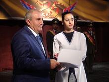 Շիրակում նշվեց ՀՀ անկախության 25-րդ տարելիցը