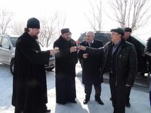Մատուռի բացման արարողություն Ոսկեհասկ գյուղում