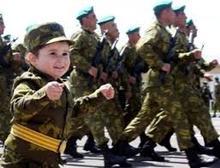 Շիրակի մարզպետի ուղերձը բանակի օրվա առթիվ