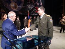 Հայոց բանակի կազմավորման 25 ամյակին նվիրված հանդիսավոր միջոցառում