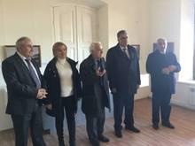 Այվազովսկու հայկական  գործերի արտատպությունների ցուցահանդես է բացվել Գյումրիում