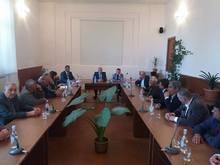 ,,Մաքուր Հայաստան,, ծրագրի շրջանակներում հանդիպում Արթիկի տարածաշրջանի համայնքապետերի հետ
