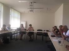 Հանդիպում-քննարկում` սոցիալական աջակցության տարածքային բաժինների դեպք վարողների հետ
