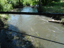 Գյումրի գետակի մաքրման աշխատանքներն ավարտված են Առափի համայնքի վարչական տարածքում