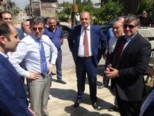 Հուլիսի 20-ին աշխատանքային այցով Գյումրիում էր ՀՀ վարչապետ Կարեն Կարապետյանը
