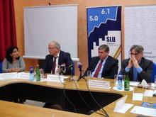 <Տեղական ինքնակառավարման խնդիրները Հայաստանում>- կոնֆերանս Գյումիրում