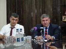 Արթուր Խաչատրյանը հանդիպեց Շիրակի մարզի խոշոր արտադրողների հետ