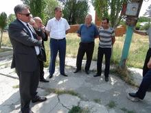 Ախուրյանի գյուղերը Շիրակի մարզպետի դիտակետում