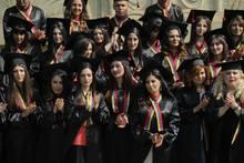 Մագիստրատուրայի շրջանավարտների դիպլոմների հանձման արարողություն Շիրակի պետական համալսարանում