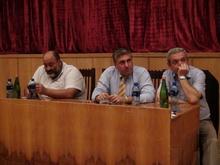 Տեղի ունեցավ ՀՀ տարածքային զարգացման հիմնադրամի ծրագրին մասնակցության խորհրդատվական սեմինարը