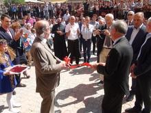 Նոր քարաշեն երկհարկանի դպրոց Կրասար գյուղում