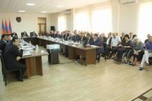 ՀՀ վարչապետ Կարեն Կարապետյանն աշխատանքային այցով Գյումրիում էր