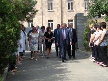 ԱՄՆ կոնգրեսականներն այցելել են Գյումրի
