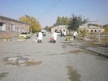 Համապետական 3-րդ շաբաթօրյակը Շիրակի մարզի Ախուրյան համայնքում