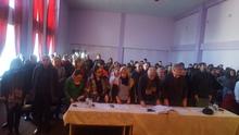 Տեղի ունեցավ «Արցախյան ազատամարտ-30» խորագրով Ասմունքի հանրապետական մանկապատանեկան 11-րդ մրցույթ-փառատոն-ի մարզային փուլը