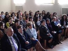 Գյումրիում տեղի ունեցավ «Լավագույն մանկավարժ» հասարակական կազմակերպության արտագնա միջոցառումը