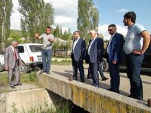 Շիրակի մարզպետն այցել է Ոսկեհասկ համայնք