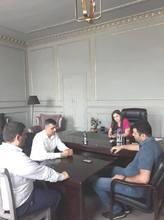 Հանդիպումներ գործարարների հետ