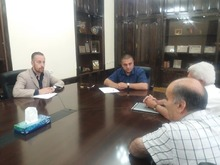 Հանդիպում Շիրակի մարզի եզդի համայնքի ներկայացուցիչների հետ