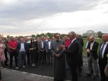Ախուրյանում տեղի ունեցավ «Վորտիկ Գյուլբենկյան տարեցների» տան բացման հանդիսավոր արարողությունը