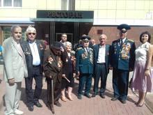 Վետերանները մասնակցել են Կուրսկի ճակատամարտում տարած հաղթանակի 75-ամյակին նվիրված հանդիսավոր միջոցառումներին