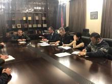 Անցկացվել է ՀՀ Շիրակի մարզային զորակոչային հանձնաժողովի նիստ