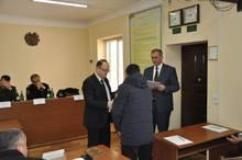 Գյումրիում տեղակայված ՌԴ սահմանապահ վարչության զորամասում կայացավ աշխատանքային խորհրդակցություն