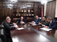 Անցկացվել է ՀՀ Շիրակի մարզային զորակոչային հանձնաժողովի հերթական նիստը