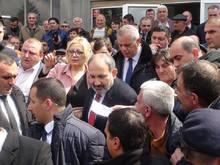 Աշխատանքային այցով Գյումրիում էր ՀՀ վարչապետ Նիկոլ Փաշինյանը