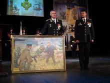 Մասնակցություն ՌԴ անվտանգության դաշնային ծառայության սահմանապահ 39-րդ ջոկատի կազմավորման 95-ամյակին