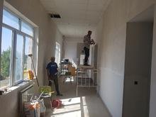 Ավարտին են մոտենում «Արթիկի բժշկական կենտրոն»-ի շենքի վերանորոգման աշխատանքները