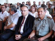 Տեղի է ունեցել Շիրակի մարզի նոր զորացրված զինծառայողների խրախուսմանը նվիրված միջոցառում