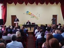 Նոր Կյանքի դպրոցում այսօր անցկացվել է օգոստոսյան ամենամյա խորհրդակցությունը