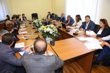 ՏԿԵ նախարարությունում մարզպետարանների պատասխանատուներին է ներկայացվել ՀՀ տարածքների համաչափ զարգացմանը էլեկտրոնային հարթակը