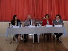 Մասնակցություն «Հայաստանի մարզերից երիտասարդ աշակերտների հավաք Գյումրիում» խարագիրը կրող միջոցառմանը