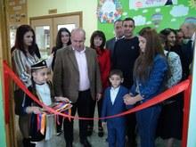 Ախուրյանի Նիկոլ Աղբալյանի անվան ավագ դպրոցում բացվել են ապրիլյան պատերազմի հերոսների անվամբ դասարաններ