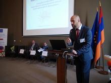 Գյումրու տեխնոլոգիական կենտրոնում անցկացվել է տարածքային զարգացման և սմարթ մասնագիտացման վերաբերյալ ազգային կոնֆերանս