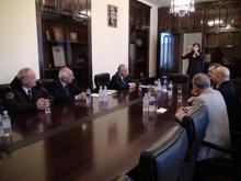 Встреча Атамана с Генералом