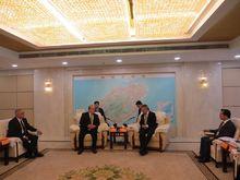 Միջտարածաշրջանային հուշագիր է ստորագրվել ՀՀ Շիրակի մարզի և Չինաստանի Հայնան նահանգի միջև