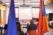 «LEAD4Shirak» ծրագրի տեղեկատվական հանդիպումը՝ պատասխանատու կառույցների, շահագրգիռ կողմերի և տեղական դերակատարների մասնակցությամբ
