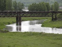 Առափիի մետաղական կամրջին տրվել է տեղական նշանակության նորահայտ հուշարձանի կարգավիճակ