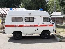 Կառավարության նվիրաբերած ՈՒԱԶ ամենագնաց մեքենաներն արդեն Շիրակի մարզում են
