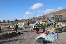 Հարգանքի տուրք հայրենիքի համար ամենաթանկըՀարգանքի տուրք հայրենիքի համար ամենաթանկը՝ կյանքը զոհաբերած հերոսների հիշատակին