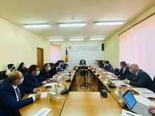 ՏԿԵ նախարար Սուրեն Պապիկյանը խորհրդակցություն է անցկացրել մարզպետների հետ