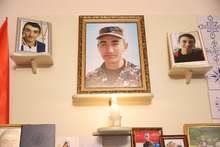 Սերժանտ Աշոտ Էդվարդի Պետրոսյանը հետմահու պարգևատրվել է «Մարտական Խաչ» 1-ին աստիճանի շքանշանով