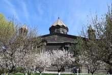 Գյումրու Սուրբ Յոթ վերք եկեղեցում այսօր պատարագ է մատուցվել` նվիրված Ցեղասպանության զոհերի հիշատակին