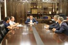 Շիրակի մարզպետն ընդունել է «ԵՄ Կանաչ գյուղատնտեսության նախաձեռնությունը Հայաստանում» ծրագրի ներկայացուցիչներին