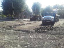 Մեկնարկել են Ամասիա համայնքի Ամասիա բնակավայրի ճանապարհների ասֆալտապատման աշխատանքները